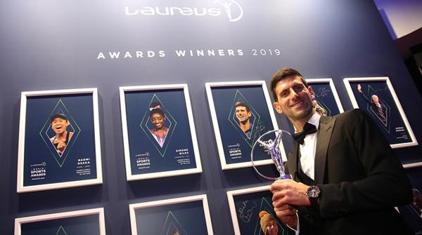 小小网球又成最大赢家,这届劳伦斯奖分别花落谁家?