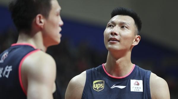 广东男篮换外援直指辽宁队:今年是夺冠的最佳时机