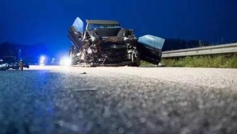 奥地利成交通事故高发地