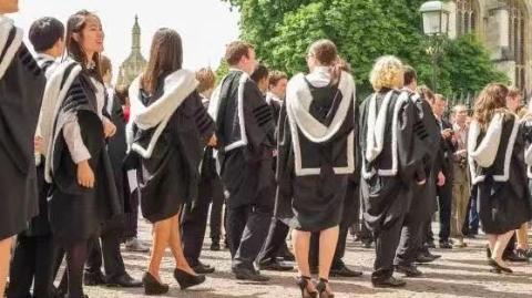 留学与移民 | 留英中国学生一年猛涨23.5%再创纪录