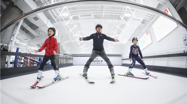 夜上海·悦动|在南方成为滑雪达人