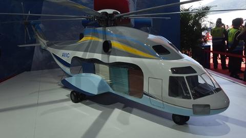 中俄将签署重型直升机生产合同 计划生产近200架