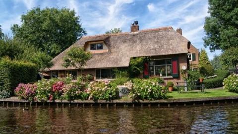 规范游客行为 荷兰羊角村编写中、荷、英三语手册