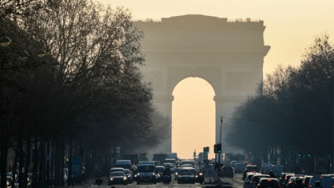 欧洲饱受雾霾困扰,每年过万人因空气污染过早死亡