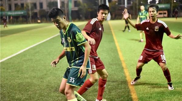 夜上海·悦动|灯光下的快乐足球