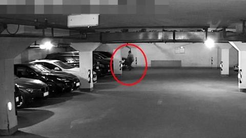 男子凌晨专偷车内物 ?警方48小时抓获到案