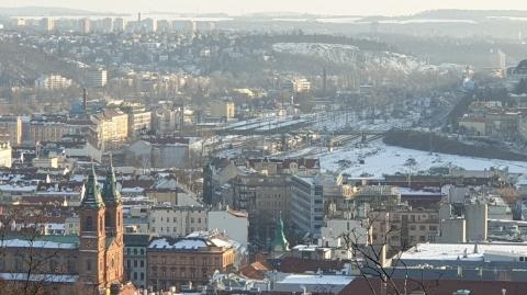 布拉格将在雾霾日免费提供公交服务