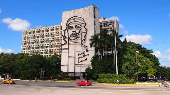 叶永烈:哈瓦那街头风景