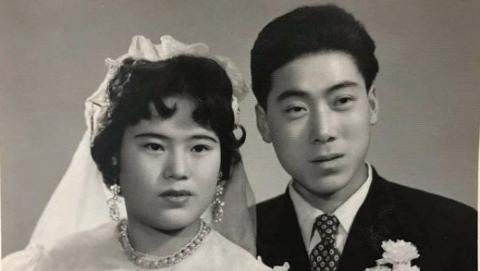 晒晒我家老照片 | 1963年的婚纱照