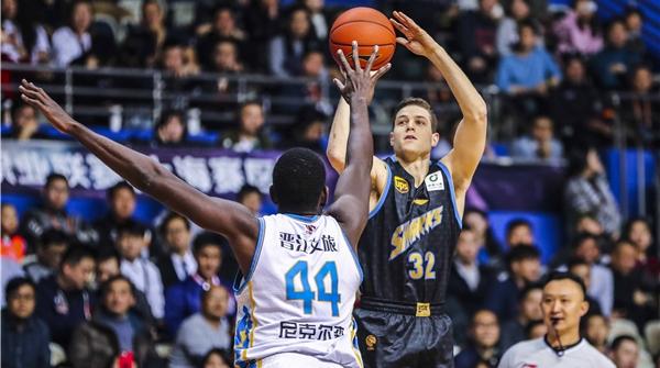 """上海男篮的""""野心""""可不止季后赛,李秋平:下一个目标是进入前八"""