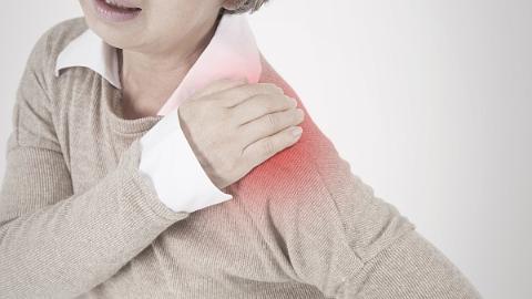 康健园|阴雨绵绵,你的肩膀还好吗?