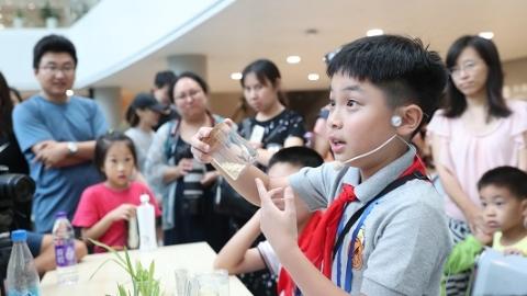 """【新时代新作为新篇章】上海167所中小学将课堂""""搬进""""博物馆"""