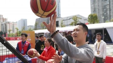 男篮世界杯抽签仪式将至 现场嘉年华气氛正火热