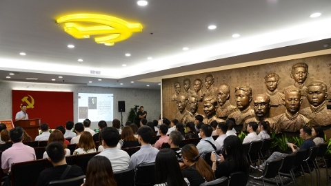 """让年轻人读懂中国智慧 上海高校开出60余门""""一校一特色""""中国系列课程"""