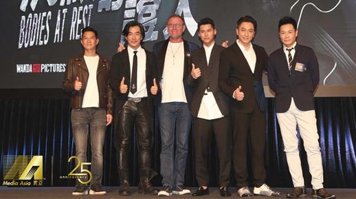 《虎胆龙威2》《沉默的证人》等多部重磅电影亮相香港国际影视展