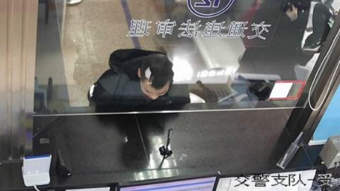 """""""黄牛""""倒卖驾照分被""""活捉"""" """"卖分""""司机钱没赚着倒贴五千"""
