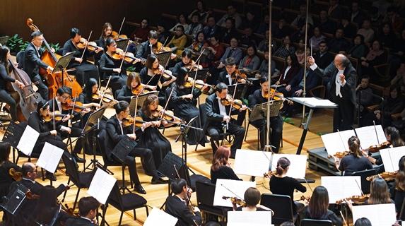 《中华神话交响曲》亮相东艺:这一次,我们用交响乐来讲创世神话