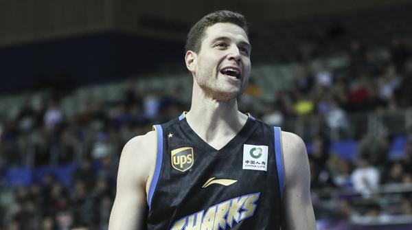 大鲨鱼外援弗雷戴特重回NBA!签约太阳队,明年为球队选项