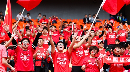 """选择对手瞻前又顾后 听主办方说""""中国杯""""背后的故事"""