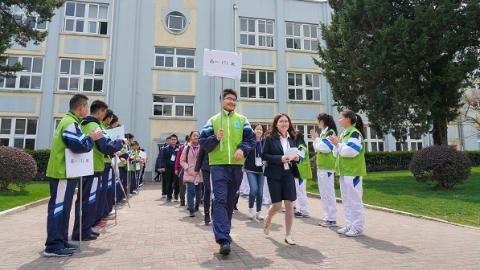 除了考高分,别忘了带上梦想和兴趣出发!沪高中四大名校今举行校园开放日