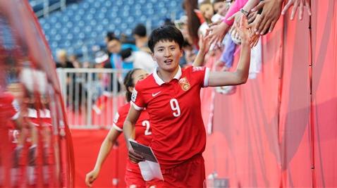 独家对话丨中国女足前锋王珊珊:九球天后是这样炼成的