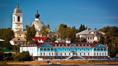 伏尔加河畔的老鼠城