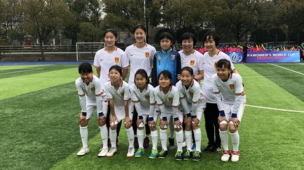 孙雯:中国女足的差距主要在后备力量,足协正在酝酿精英青训学院