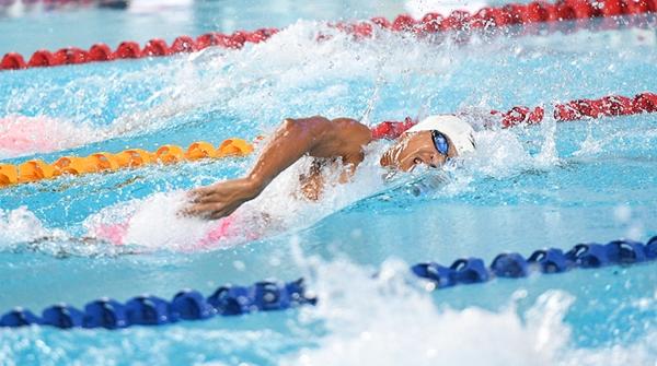 连创今年世界最好成绩!揭秘全国游泳冠军赛背后的故事