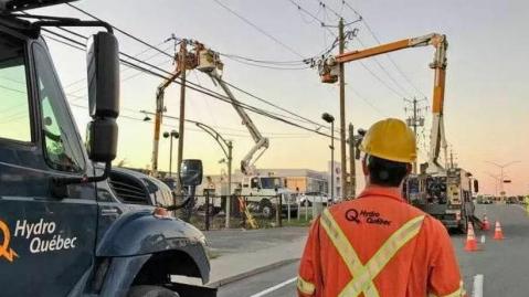 """无力支付电费或成加拿大魁北克""""地方性问题"""""""