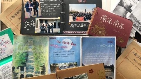 连续20年,在南京菊花台长眠的烈士都会等来上海这所高中学弟学妹的身影
