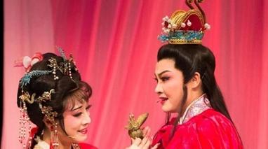 【公益演出哪里有】去松江剧场先睹越剧《孔雀东南飞》