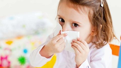 康健园|踏青赏春话儿童过敏性鼻炎