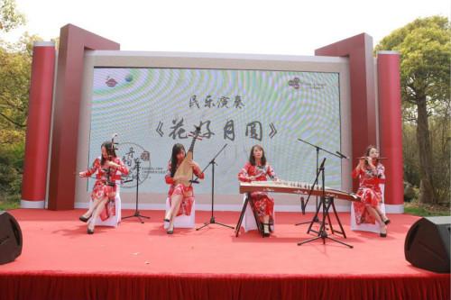 上海海湾牡丹文化节昨启幕