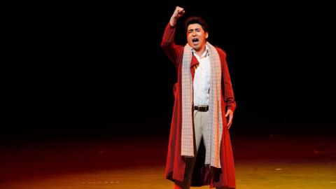9年打磨,数十次修改,新版《国之当歌》亮相上海大剧院