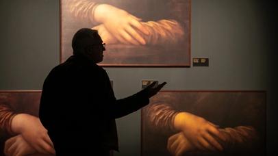 令人惊叹的发现:达·芬奇双手绘画书写能力无差别