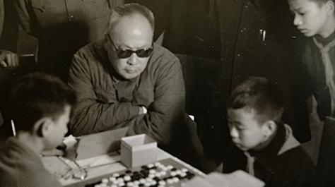 陈毅元帅围观小选手下棋?听当事人聊聊这盘57年前的棋