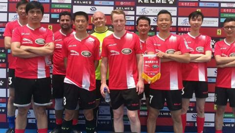 打造业余足球标杆赛事 森兰杯第九届著名企业足球邀请赛即将打响