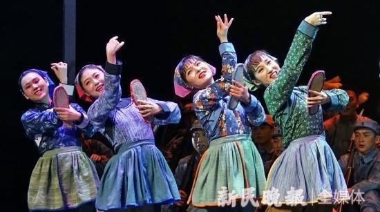 """还记得《柳堡的故事》吗?这一次,""""九九艳阳天""""唱上了音乐剧舞台"""