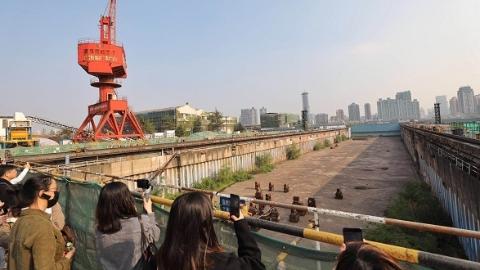 与上海相遇!杨浦5.5公里滨江空间将新添20件公共艺术品