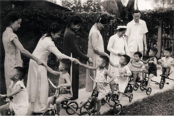 寻人启事!70岁中福会幼儿园正在寻找当年的孩子们!
