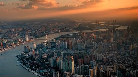 """黄浦江的""""宝石坠子""""年内有望打通 明年苏州河也将贯通42公里"""