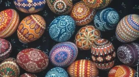 入乡问俗 | 复活节彩蛋,你们了解多少?