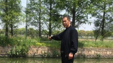 上海好心人|古稀老妪不慎落水 花甲老伯跳河救人
