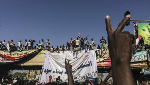 环球论坛丨苏丹政局动荡:中东转型刚刚开始