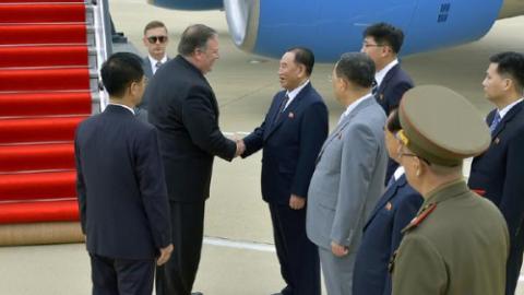 """朝鲜:撤掉蓬佩奥才能继续谈!但换掉自己的""""肱骨之臣"""",特朗普愿意吗?"""