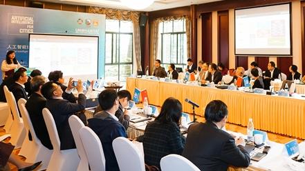 探索AI+城市之路 联合国人居署与上海宝山共同助力我国人工智能城市发展