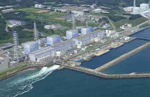 日本东电拟雇外国人参与福岛核电站报废作业