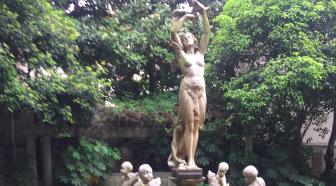 爱神花园今天向公众敞开,创世神话新史诗与音乐在这里共鸣