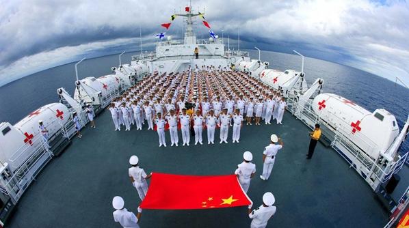 我亲历的海军运动会