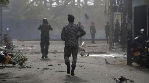 斯里兰卡进入紧急状态 境外极端组织卷入爆炸?